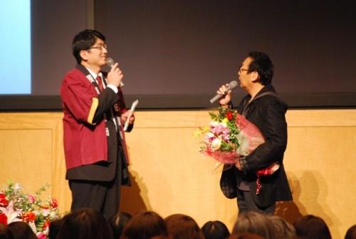 長崎市長とさだまさし会長