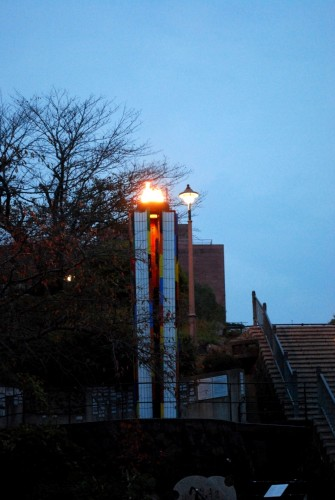 131102・平和公園「誓いの灯」