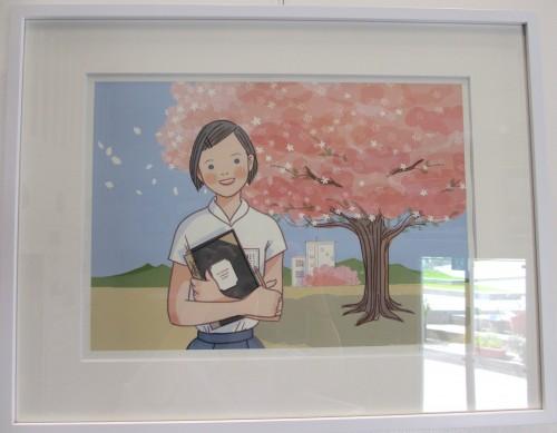 嘉代子桜展 (2)