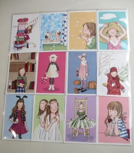 岡本典子2015カレンダー (2)